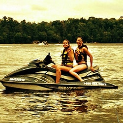 2 person sea doo rental